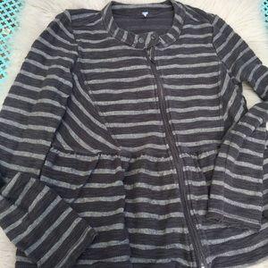 💥 Free People peplum jacket cardigan shirt
